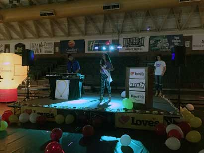 Dance Marathon at NSU in Oklahoma