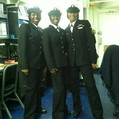 Jay Williams Navy