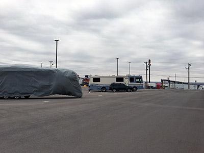 RV parking in Bridgeton Missouri