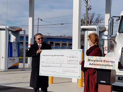 maryland energy administration grant check