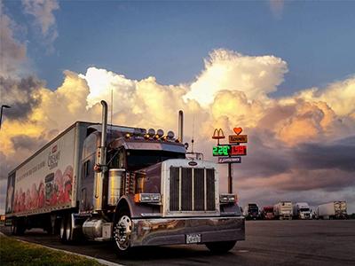 truck parking wharton county, texas