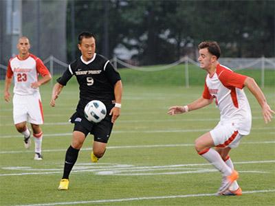 Sean Kim Army soccer