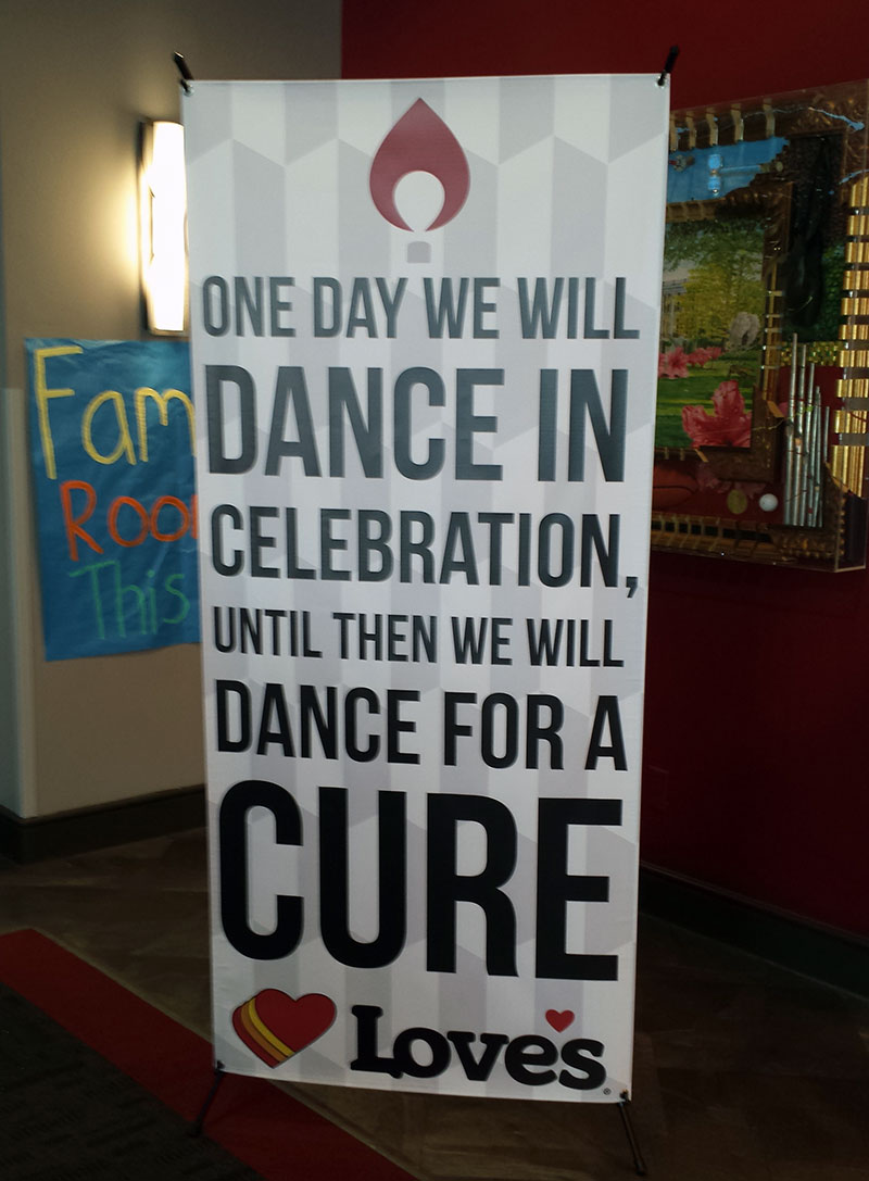 University of Alabama Dance Marathon