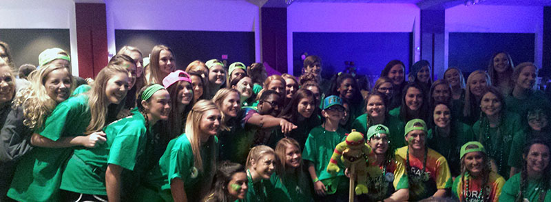 University of Alabama Dance Marathon