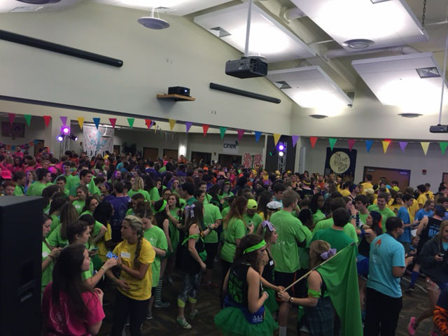 Auburn Dance Marathon 2016