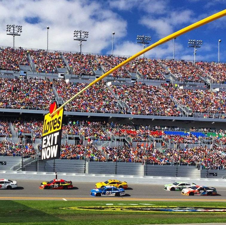Daytona 500 Chris Buescher