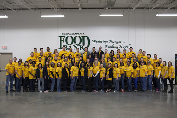 Share the Love Regional Food Bank