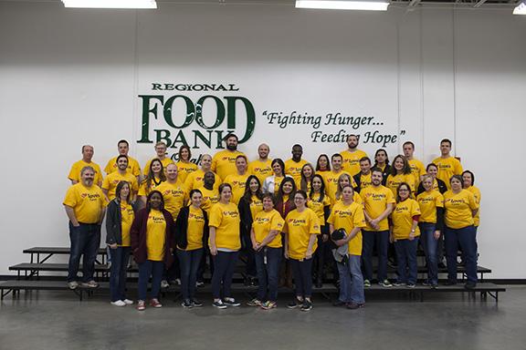 Regional Food Bank Share the Love