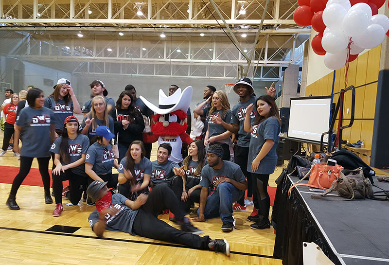 Dance Marathon Texas Tech 2016
