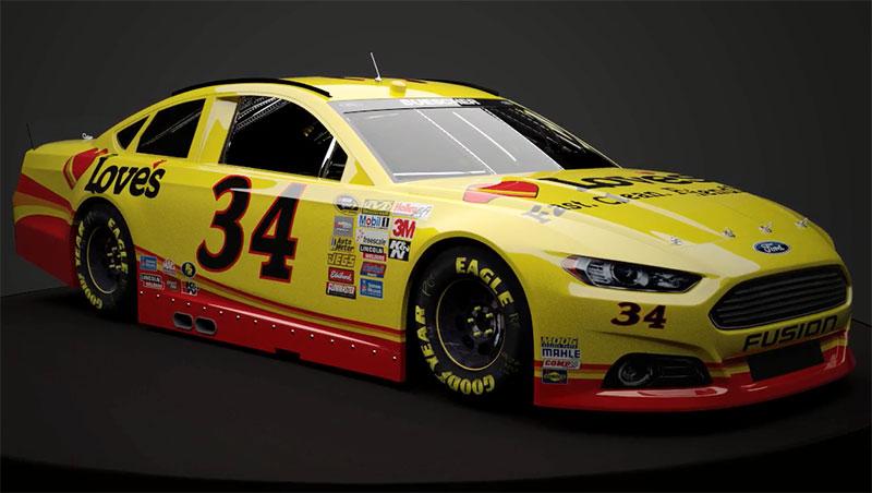 NASCAR Chris Buescher