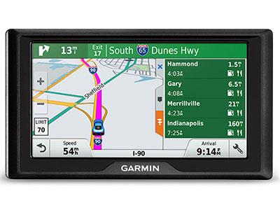 Garmin DriveSmart 60LMT GPS navigator
