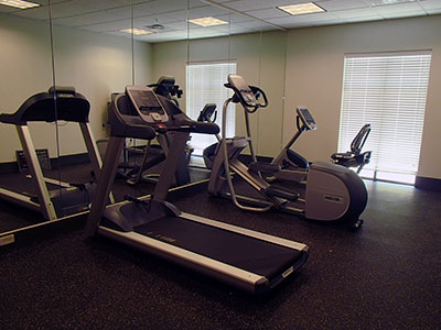 Cumberland Maryland hotel fitness center