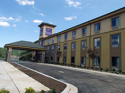 Cumberland Maryland Sleep Inn and Suites
