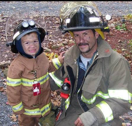 Paul firefighter