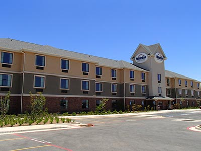 Suburban Extended Stay Hotel in Midland
