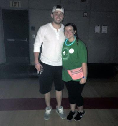 Baker Mayfield at OU's Soonerthon