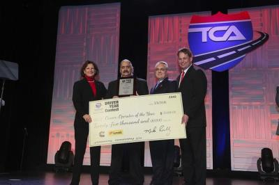 TCA owner-operator of the year