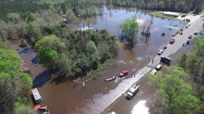 Louisiana flooding 2016