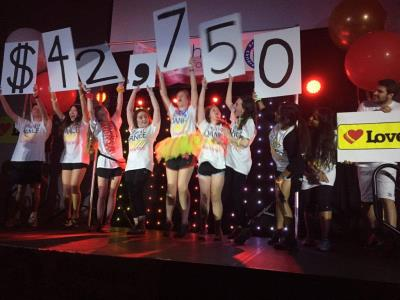 hogs for hop fundraising total 2016