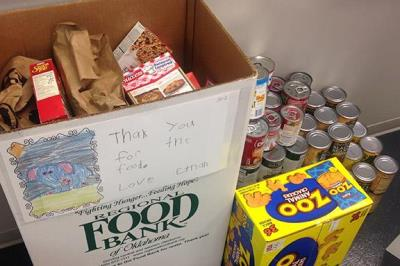 Food for regional food bank of oklahoma