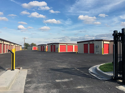 self storage in Bridgeton Missouri