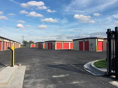self storage in Bridgeton Missouri