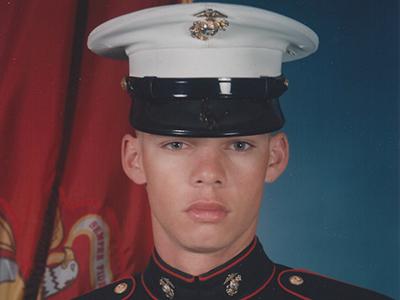 marine veteran steven bryan