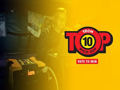 RoadPro mobile electronics Tech Top Ten
