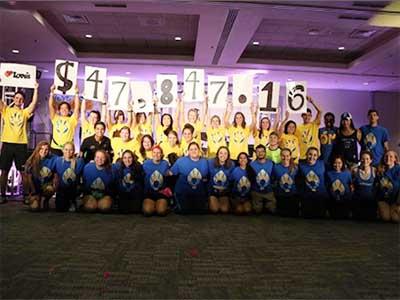 creighton dance marathon for cmn hospitals
