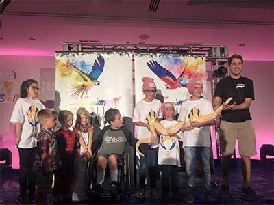miracle kids at creighton dance marathon