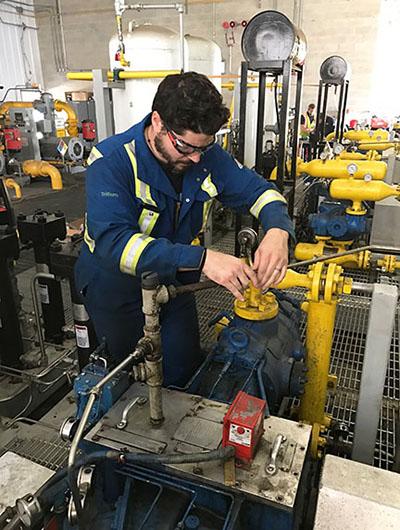 trillium cng fixes compressors