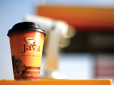 loves java amore coffee