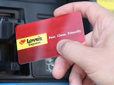 loves express card - Loves Fuel Card