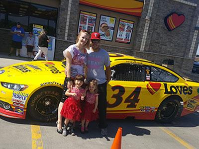 family photo near 34 loves ford