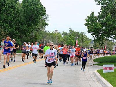 redbud classic runners