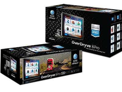 overdryve pro packaging