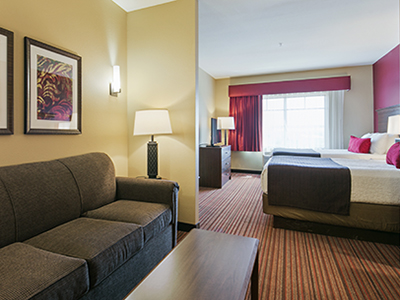 double queen suite best western plus