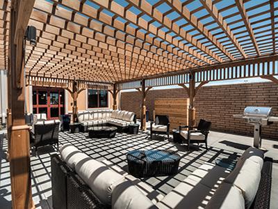 hotel patio chandler arizona