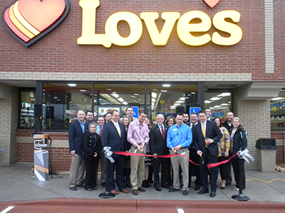 grand opening loves in springfield