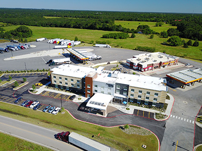 fairfield inn and suites in van texas