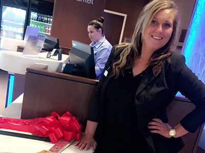 manager at fairfield inn in van texas