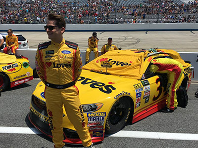 Landon Cassill Dover Monster Mile