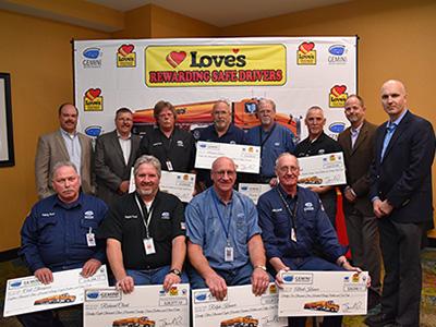 gemini drivers receive bonuses in Indy