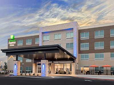 holiday inn express prosser washington
