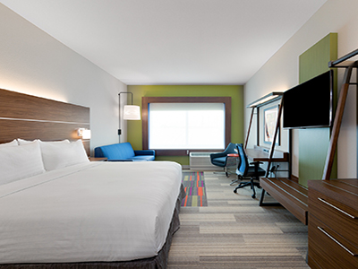 king suite holiday inn express