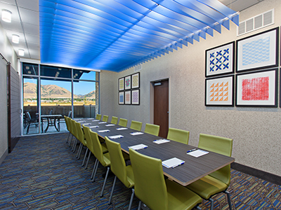 boardroom holiday inn express brigham city