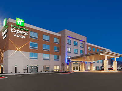 holiday inn express brigham city utah