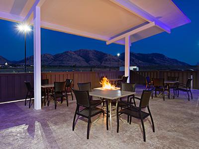outdoor patio brigham city utah
