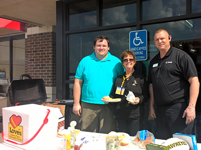 bbq fundraiser for cmn hospitals