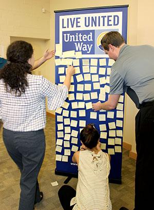 Emerging Leaders training United Way